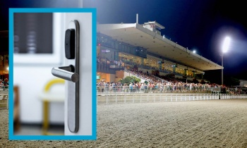 How one French racecourse saved security costs by switching from mechanical keys to SMARTair® access control