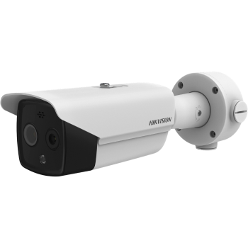 Hikvision: Thermal and Optical Camera