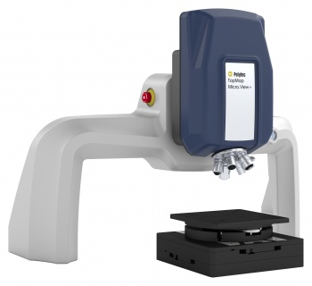 Polytec: Surface measuring device Topmap